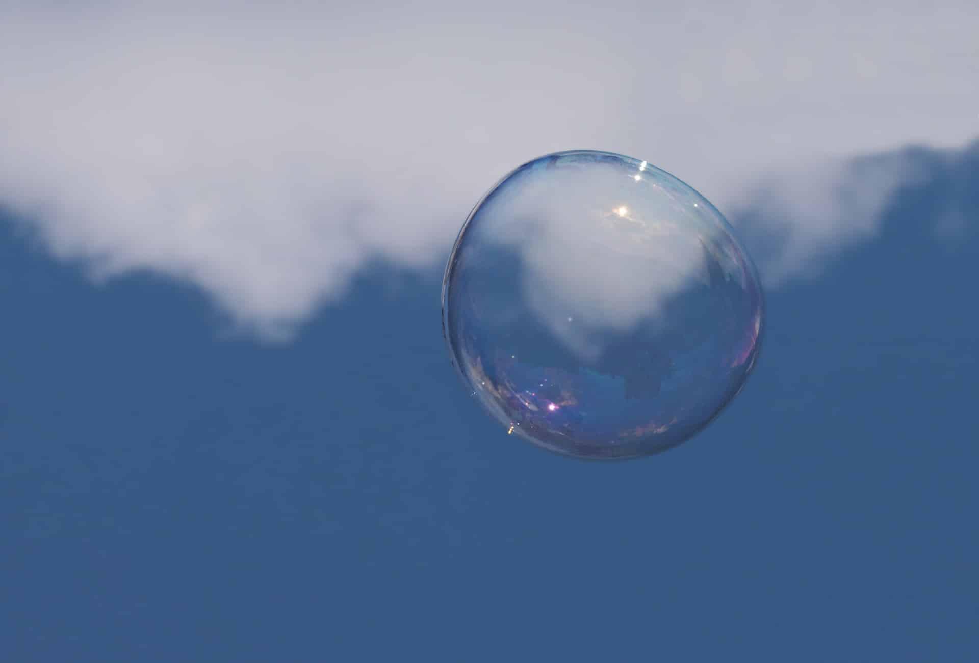 De covid-19 bubbel